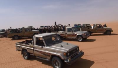 معارك عنيفة بين المقاومة والحوثيين بمحافظة الجوف على مواقع إستراتيجية سيطرة عليها المقاومة