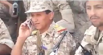 """قائد المنطقة العسكرية الثالثة بمأرب اللواء """" الشدادي """" يكشف معلومات هامة عن الوضع بمأرب ووجود أسرى من الحوثيين وقوات الحرس الجمهوري"""