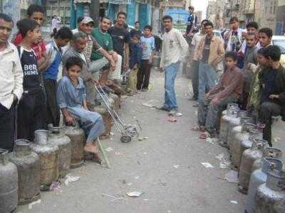 توضيح هام من الشركة اليمنية للغار بخصوص أنباء إرتفاع الغاز المنزلي وسبب شحة الغاز في الأسواق