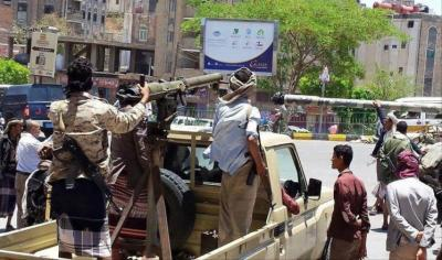 عاجل : الحوثيون والقوات الموالية لهم يفرضون حصاراً على مدينة تعز من جميع الجهات والمقاومة تواجه بشراسة