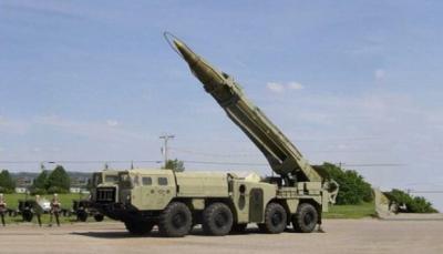 """إطلاق صاروخ """" سكود """"على الآراضي السعودية لأول مره وقيادة التحالف تصدر بيان وتعترف"""