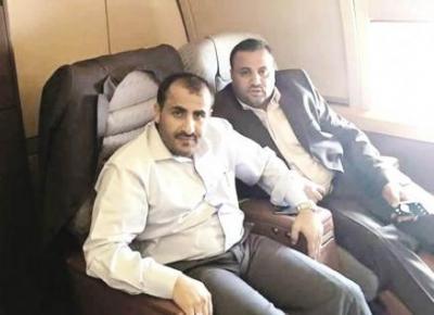 وفد الحوثيين المفاوض في مسقط يتوجه إلى موسكو