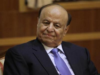 """الرئيس هادي يكشف عن طبيعة المحادثات التي ستعقد في جنيف و الـ 10 النقاط التي إتفق عليها الرئيس السابق """" صالح """" مع الحوثيين"""