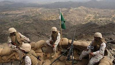 مقتل جنديين سعوديين على الحدود اليمنية السعودية
