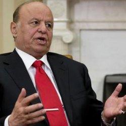 ( مُلخص كامل ) للقاء الذي أجرته قناة العربية مع الرئيس هادي والذي تحدث فيه عن خروجه من صنعاء وإطلاق النار عليه من قبل الجيش وعلاقة الحوثيين بصالح