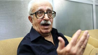 """إختفاء جثمان """" طارق عزيز """" نائب الرئيس الراحل صدام حسين في مطار بغداد"""
