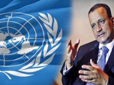 """بيان صادر عن المبعوث الأممي """" اسماعيل ولد الشيخ """" بشأن محادثات جنيف بين الأطراف اليمنية ( نصه)"""
