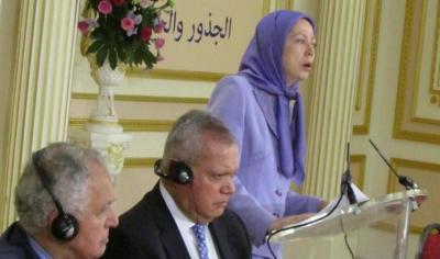 """المعارضة الإيرانية تدعو لجبهة مع العرب ضد """"ولاية الفقيه"""""""