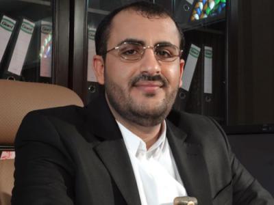 """ناطق الحوثيين """" محمد عبد السلام """" يكشف أسباب تخلف الوفد الحوثي عن حضور إفتتاح جلسة محادثات جنيف"""