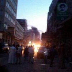 تنظيم داعش يتبنى سلسلة الإنفجارات التي هزت العاصمة صنعاء وخلفت قتلى وجرحى