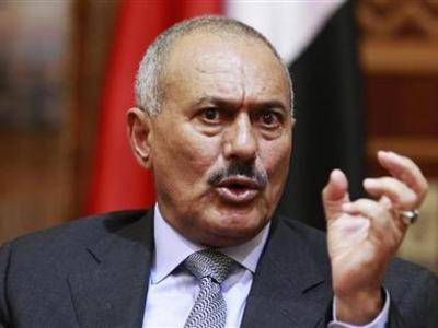 """على قناة العربية برنامج يحكي مسيرة الرئيس السابق علي عبدالله صالح منذ حكمه لليمن """" الجزء الأول """""""