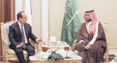 10 اتفاقيات بين السعودية وفرنسا بـ12 مليار دولار من بينها إنشاء مفاعلات نووية