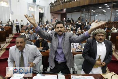 """إستقالة أحد أعضاء اللجنة الثورية العليا """" الحوثية """" والذي كشف عن أسباب إستقالته"""