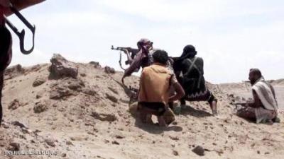 إصابة خطيرة لأحد قيادات المقاومة بمحافظة عدن خلال مواجهات مع الحوثيين والقوات التابعة لهم