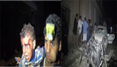 معلومات جديدة عن الإنفجار الذي هز العاصمة صنعاء قبل قليل