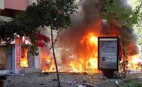 مصر تحترق .. 17 تفجيراً يستهدف مصر وعشرات القتلى من الجيش - تفاصيل