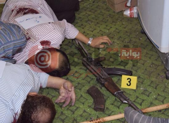 الداخلية المصرية تعلن تفاصيل تصفية 9 قيادات إخوانية وجماعة الإخوان تقول أن تلك العملية تؤسس لمرحلة جديدة وتحول خطير لا يمكن السيطرة عليه