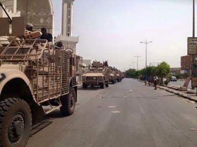 عاجل : إنهيار سريع للحوثيين والقوات الموالية لهم في عدن بعد سيطرة المقاومة على مناطق جديدة وأجزاء واسعة من المطار( تفاصيل)