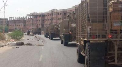 بعد السيطرة على خور مكسر ومطار عدن المقاومة تتقدم نحو تحرير كريتر والمعلا ( أسماء المواقع - صور)