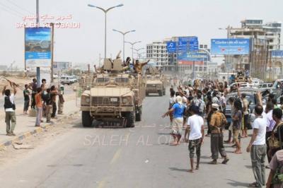 إنتصار جديد للمقاومة بعدن وحصار خانق تفرضه على الحوثيين في التواهي وكريتر