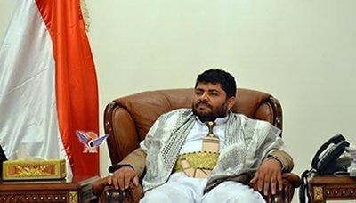 الحوثي يبعث برسالة إلى الرئيس الإيراني