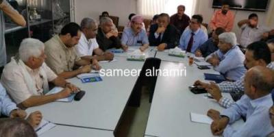 شاهد بالصور - قوات النخبة التي رافقت الوزراء والمسؤولين الذين وصلوا عدن