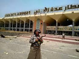 مصادر تكشف حقيقة استعادة الحوثيين لمطار عدن والمقاومة تحكم سيطرتها على مناطق بالتواهي ومفرق العند