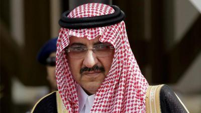 الملك سلمان ينيب ولي العهد محمد بن نايف بدلاً عنه ( السبب)