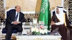 نص الرسالة التي بعث بها الرئيس هادي إلى الملك سلمان وقيادة التحالف يطلب قبولهم بالهدنة الإنسانية