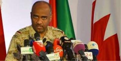 """تصريح جديد لناطق التحالف العميد """" أحمد عسيري"""""""
