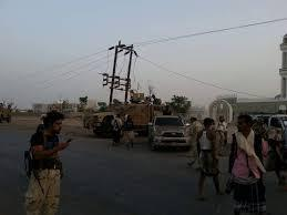 المقاومة على مشارف مركز محافظة لحج والحوثيون يتحدثون عن إستعاة منطقة صبر والوهط