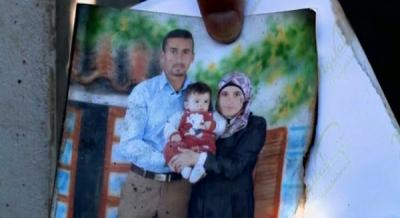 الجريمة التي أشعلت العالم .. إسرائيليون يحرقون طفلاً رضيعاً في نابلس بفلسطين ( صور)