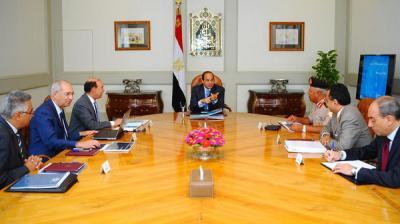 مصر توافق على تمديد مشاركتها في التحالف الذي تقوده السعودية في اليمن