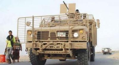 وصول أسلحة ومعدات عسكرية ضخمة ونوعية إلى عدن إستعدداً للمرحلة الثانية من عملية السهم الذهبي