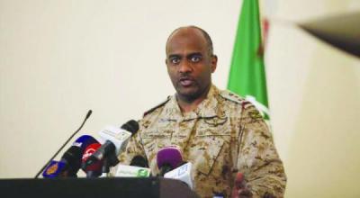 """تصريح جديد للعميد """" أحمد عسيري"""" يتحدث عن الخيارات الإستراتيجية التي وعد بها عبد الملك الحوثي"""