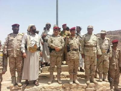 اجتماع هام لقيادات الجيش الموالي للشرعية بمأرب استعداداً لتحرير مأرب - تفاصيل