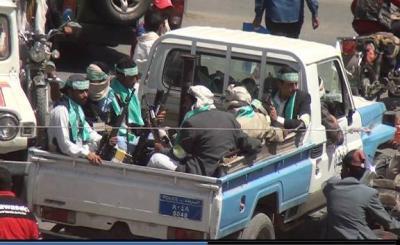 وزارة الداخلية تتبرأ من الإعتقالات التي يمارسها الحوثيون