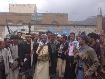 عاجل : المقاومة تقترب من مركز محافظة إب وتسيطر على مديريات جديدة - تفاصيل