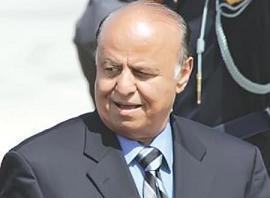 الرئيس هادي يُغادر الرياض