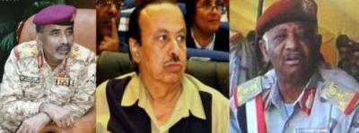 """مفاوضات لإطلاق سراح اللواء """" الصبيحي """" وشقيق الرئيس هادي والعميد فيصل رجب"""