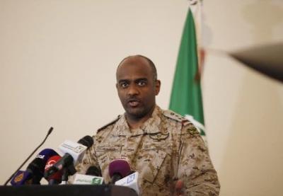 """تصريح جديد لناطق التحالف العميد """"عسيري"""" يكشف عودة الشرعية إلى صنعاء بإحدى طريقتين"""