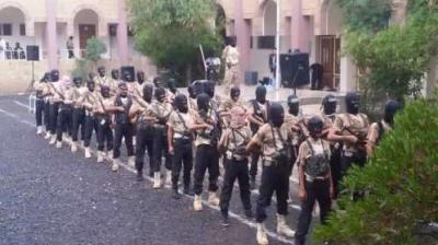 شاهد بالصور قوات النخبة التي تستعد لتحرير ما تبقى من مواقع الحوثيين وحلفاءهم بتعز