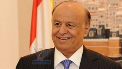 الرئيس هادي يجري إتصالاً هاتفياً بأمين عام التنظيم الناصري ويصدر توجيهاً لقيادة المنطقة العسكرية الرابعة