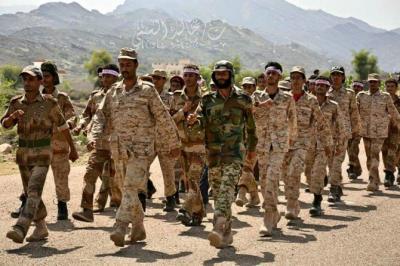 خبراء من السعودية والإمارات يستعدون لتدريب 4 آلاف جندي يمني بعدن