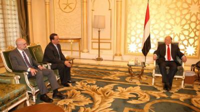 8 نقاط تضمنت المذكرة التي رفعتها الحكومة اليمنية إلى الأمم المتحدة لحل الأزمة ( نصها)