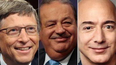 أغنى 400 شخص خسروا 124 مليار دولار في يوم