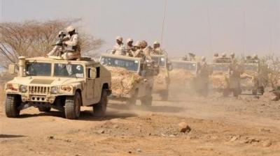 القوات السعودية تعلن عن توغل جديد داخل الأراضي اليمنية - أسماء المناطق