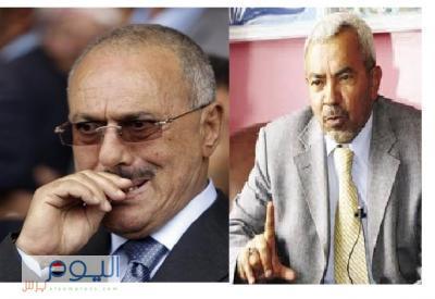 """سلطان العتواني يوجه إتهاماً خطيراً للرئيس السابق """" صالح """""""