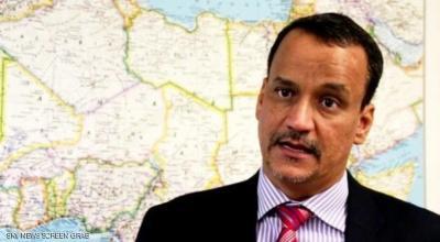 ولد الشيخ يعترف ضمنيًا بفشل مباحثات حل الأزمة في اليمن