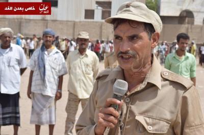 إصابة قائد عسكري  كبير بعدن بعد مواجهات مع مجندين وأنباء تتحدث عن وفاته - تفاصيل